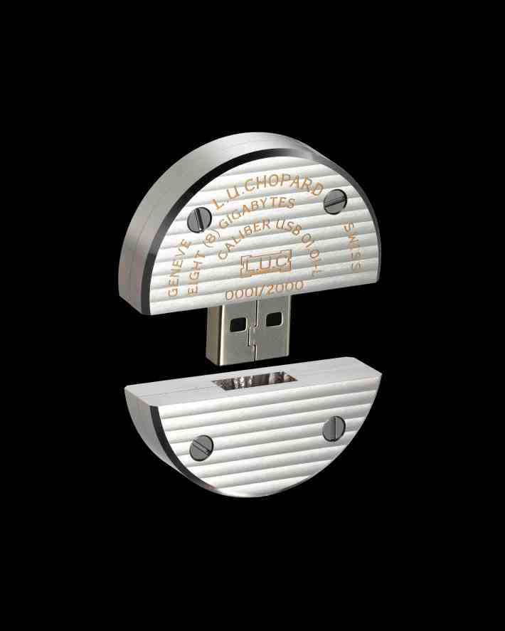 Caliber USB 01.01-L copy